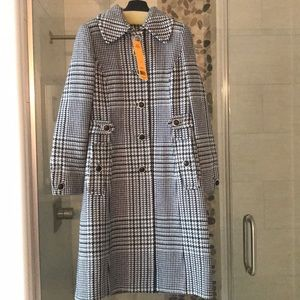 Brand new Tory Burch Virginia coat
